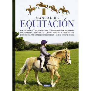 LIBRO MANUAL DE EQUITACIÓN