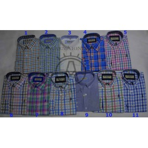 CAMISA CLOTHING KEEP NIÑO